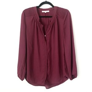 Anthropologie Daniel Rainn Blouse